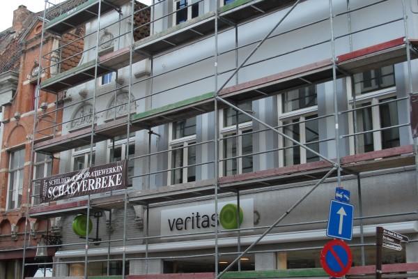 Schilderen Veritas Brugge