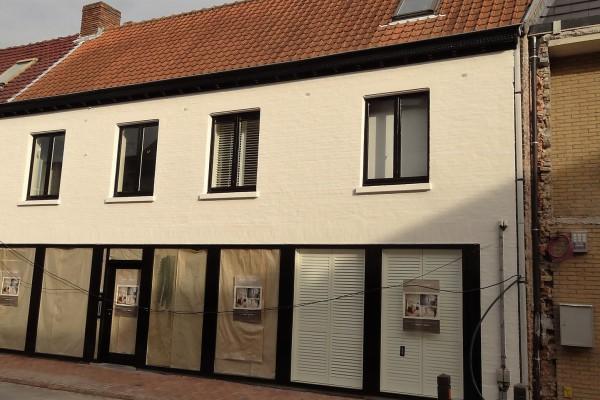 kalei en schilderwerk Oostkamp Maat voor Maat interieur