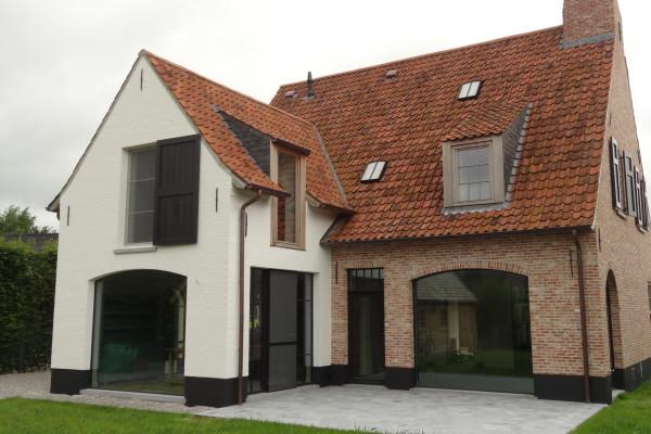 Deinze architect Anje Dhont