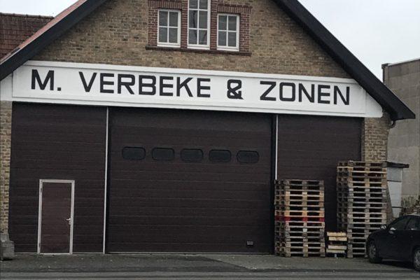 Grasmaaiers Verbeke en zonen te Brugge