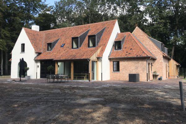Kaleien villa Hertsberge. architect: Peter Bovyn & Sophie Watelle